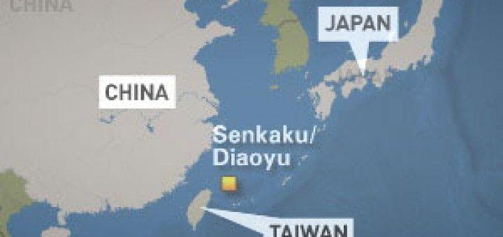 Islas Senkaku / Diaoyu