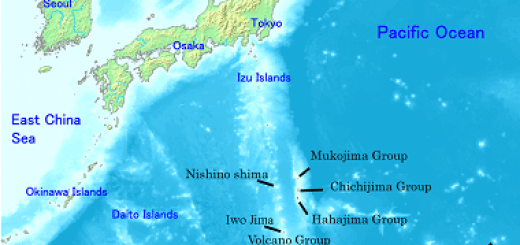 Islas orientales de Japón