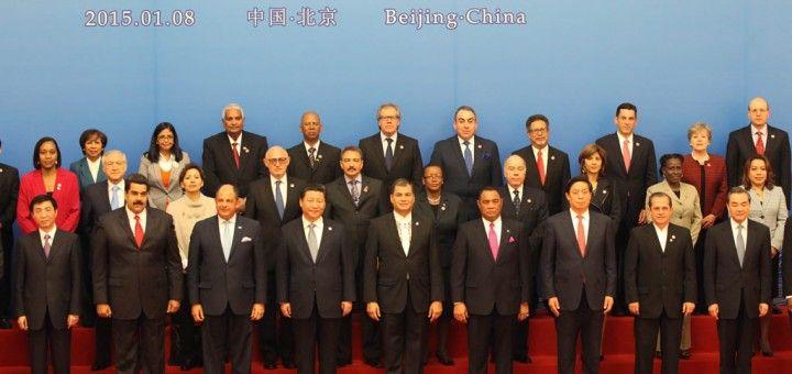 I Foro China-CELAC