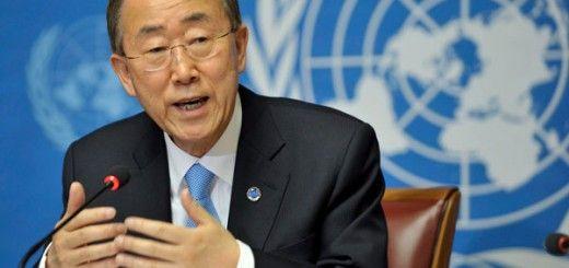 Ban Ki-moon, ex secretario general de la ONU