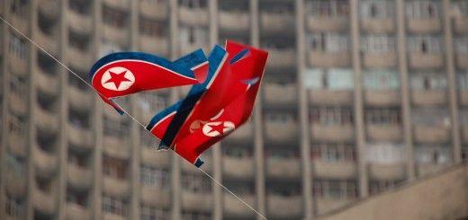 banderas-norcoreanas