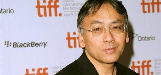 Kazuo Ishiguro, premio Nobel de literatura