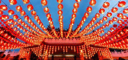 Año nuevo chino- El año de la rata